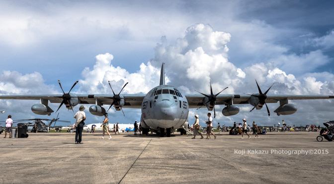 Kadena Air Base - AmericaFest 2014