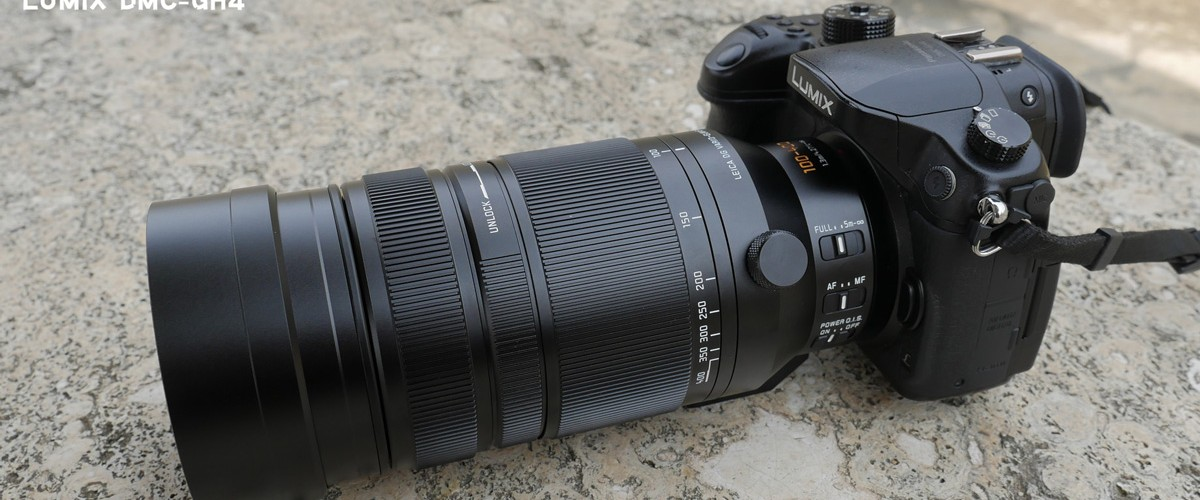 レンズとカメラ