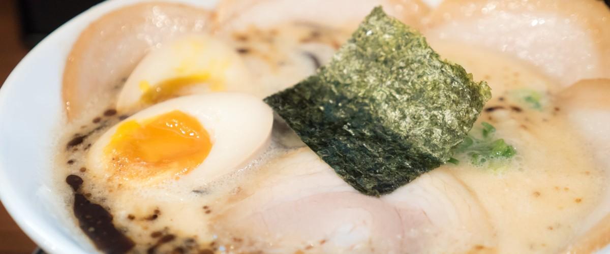 哲麺 縁 沖縄浦添店