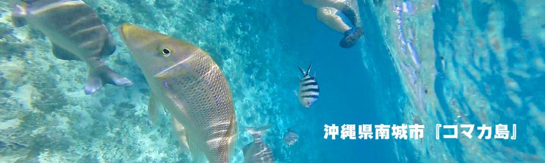沖縄県南城市「コマカ島」 のトップ画像